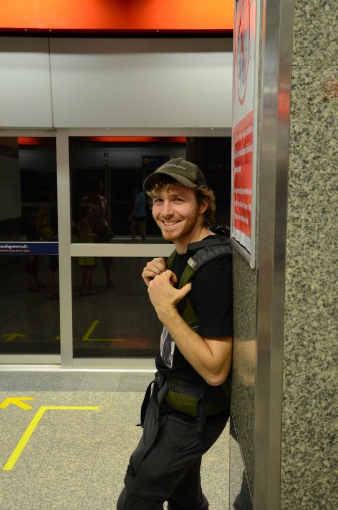 Mathieu à Bangkok