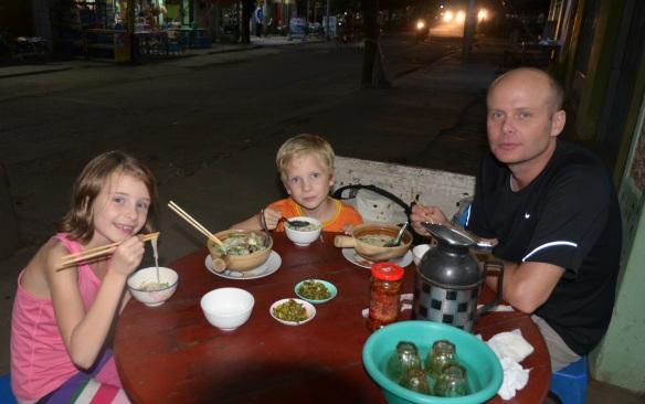 Délicieuses nouilles Chan a Hispaw (Sipo)