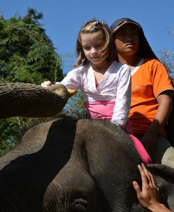 Emma et son éléphant