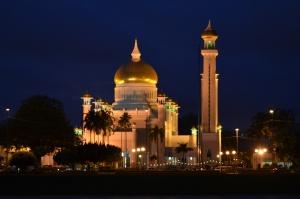Mosquée Sultan Omar Ali Saifuddin, Brunei