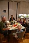 Du pâté chinois chez Marissa, Rachel et Sara, à Perth