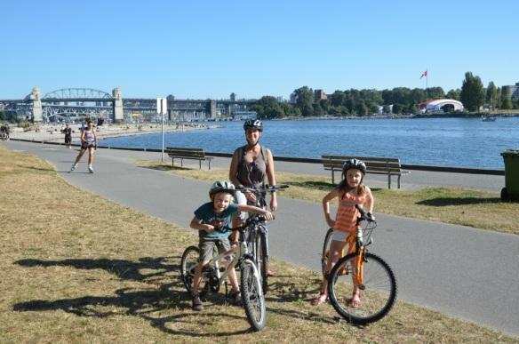 Découvrir Vancouver à vélo